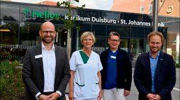 Corona-Pandemie in Duisburg: Situation in den Krankenhäusern