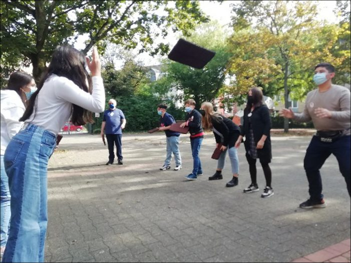 Level up your skills: Früh übt sich – mit Hilfe der Bürgerstiftung Duisburg