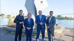 Digitale Zukunft: RheinPorts GmbH und die Duisburger Hafen AG bündeln Expertise