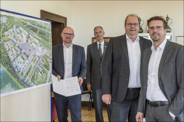 Wedau-Nord: Duisburg auf dem Weg zur Technologieschmiede