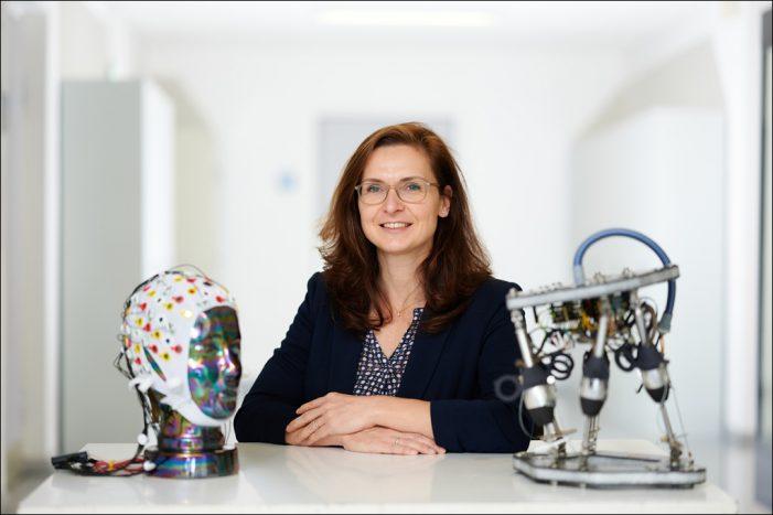 Neu an der Universität Duisburg-Essen UDE: Elsa A. Kirchner als Professorin für Systeme der Medizintechnik